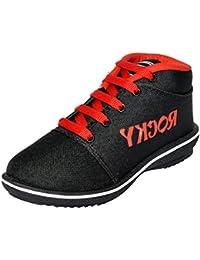 BUNNIES Boys Canvas Outdoor Multisport Training Shoes