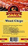 Grillschmecker: Wood-Chips Roter Mesquite, 1kg