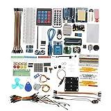 XZW AN DIY Kit Circuit Starter Kit elettronici for Display di Accesso al monitoraggio dell'ambiente RFID DIY Arduino Kit Circuito per la Scuola Studente/Bambini