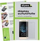dipos I 2X Schutzfolie matt passend für LeEco Le Pro 3 Elite Folie Bildschirmschutzfolie