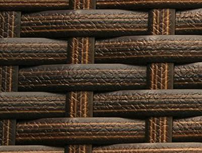 """PREMIUM """"Sienna"""" 650 L Kissenbox aus Polyrattan, L 155 cm x B 63 cm x H 55 cm ideal als Sitzbank nutzbar aufgrund des verstärktenDeckel mit 2 x Gasdruckstoßdämpfer in drei Farben verfügbar"""