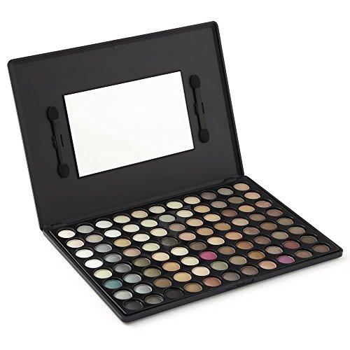LaRoc 88 Lidschatten Farbe Palette Bilden Schönheit Make-up Professional Box - Natürlich Tone -