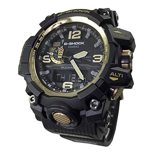 Casio De los hombres Watch G-SHOCK MUDMASTER Reloj GWG-1000GB-1A
