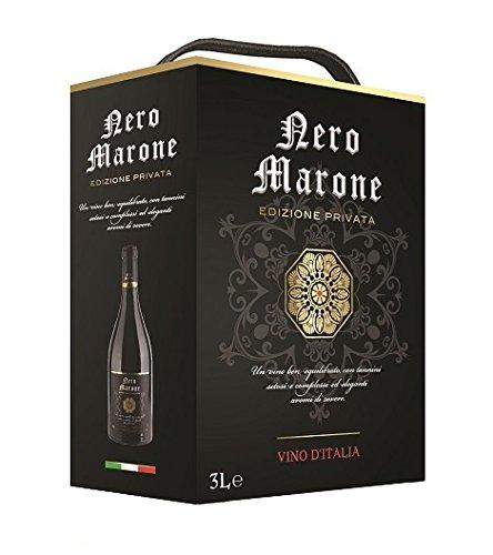 Nero Marone - Rotwein aus Italien (1 x 3 l)