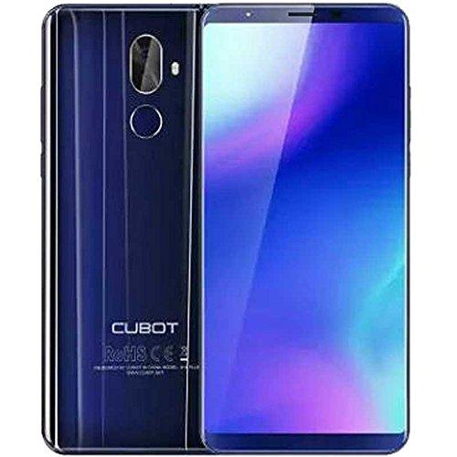 CUBOT X18 Plus 64GB Handy, Blau