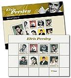 Elvis Presley |Briefmarken-Block |Österreich |postfrisch |King of Rock'n'Roll |US-amerikanischer Sänger