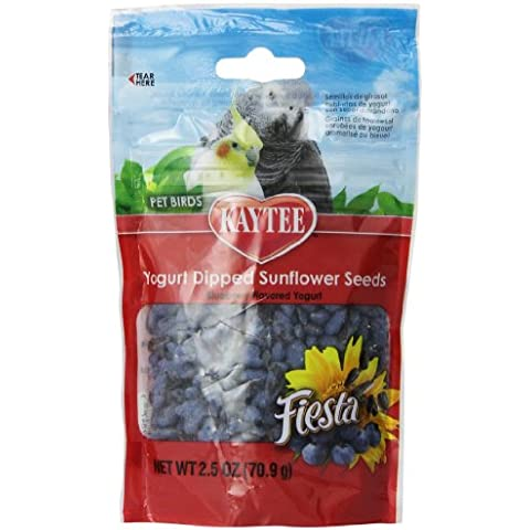 Kaytee Fiesta Yo Dips Avian Sunflower/blueberry