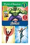 World of Reading Avengers Boxed Set:...