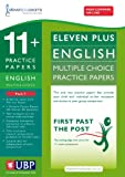 11 + ENGLISH MUTLIPLE CHOICE PRACTICE PAPERS BOOK 1
