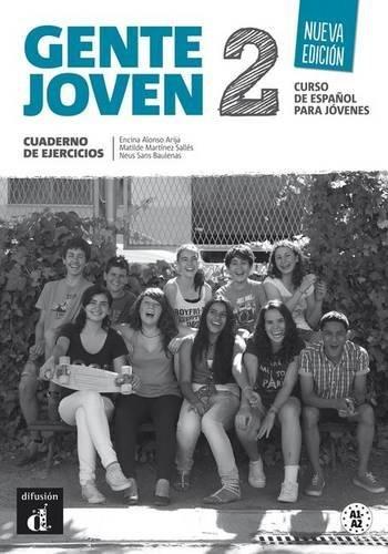 Gente joven 2. Nueva edición. Cuaderno de ejercicios (Nivel A1-A2) (Ele - Texto Español)