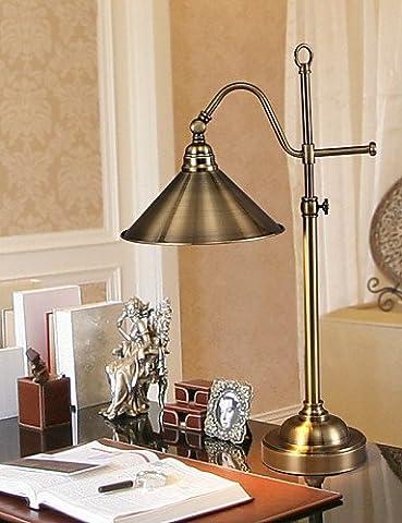 Lampes de bureau - Rustique/Campagnard - Métal