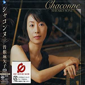 Chaconne [Sacd]