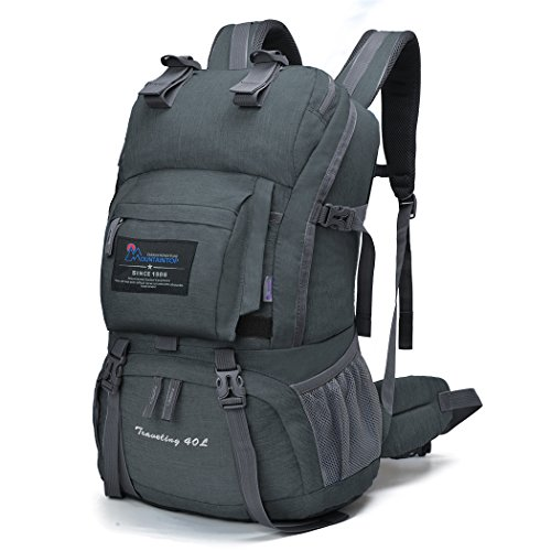 Mountaintop 40L Hiking Backpack,51 x 35 x 21 cm