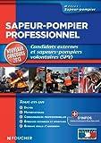 Sapeur-pompier professionnel Nouveaux concours 2013
