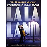 LA LA LAND Affiche de film 40x60 cm - 2017 - Ryan Gosling Damien Chazelle