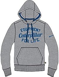 Caterpillar Collegiate - Sweatshirt à capuche - Homme