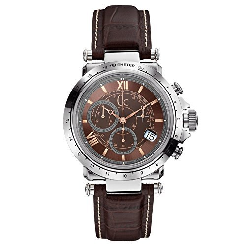 Guess Collection Montre Homme Sport Chic B1 Class chronographe X44006g4