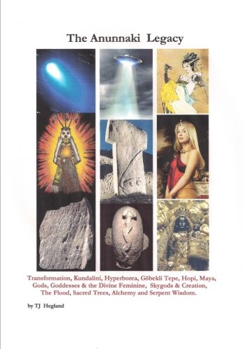 Anunnaki Legacy por Mr. T J Hegland