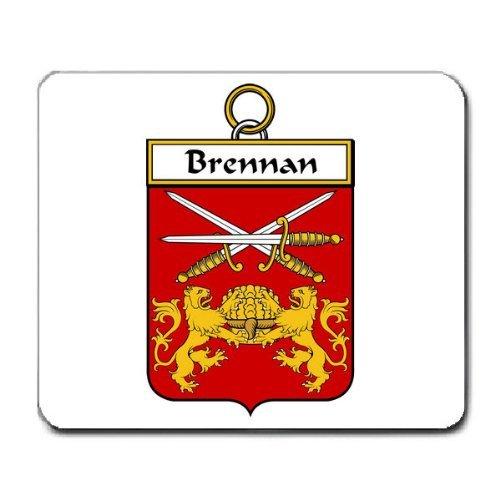 brennan-o-obrennan-family-stemma-coat-of-arms-mouse-pad