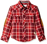 Blue Giraffe Boys' Shirt (AW15/TD/21_Red...