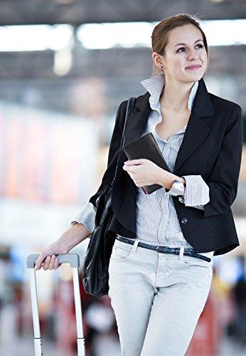 Bestkee-Reisepass-Hlle-Ausweishlle-Echtem-Leder-in-schwarz-RFID-Schutzhlle-fr-Pass-Flugticket-Kreditkarten-mit-Scheinfach-fr-Damen-und-Herren