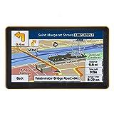7 Zoll 8G Navi Auto GPS Navigation mit Touchscreen enthalten UK und EU neuesten Karten und Lifetime Free Updates