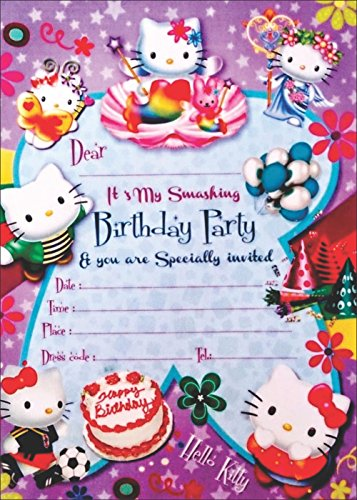 Birthday Invitation Card on Metallic Sheet (Pack of 50 Cards) BPC-013
