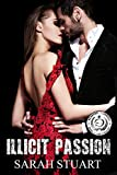 Book cover image for Illicit Passion: The Consequences of Seduction (Royal Command Family Saga Book 2)