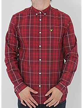 Lyle and Scott Vintage Poplin Check Shirt
