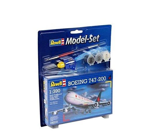 revell-modellbausatz-flugzeug-1390-boeing-747-200-im-massstab-1390-level-3-originalgetreue-nachbildu