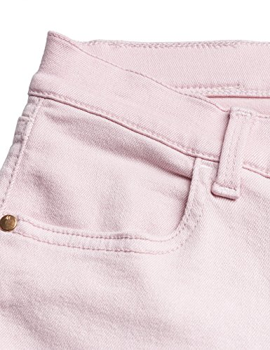 Replay Damen Skinny Jeans Touch Cropped Rosa (Pink 66)