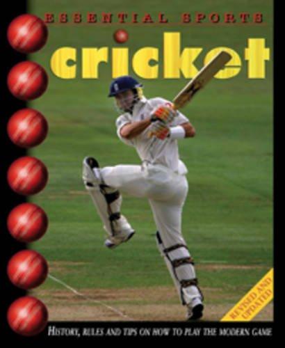 Cricket (Essential Sports) por Andy J. Smith