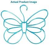 HOKIPO 1 Piece Butterfly Shape Transluce...
