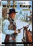 Wyatt Earp: Season 2 [DVD] [1955] [Region 1] [US Import] [NTSC]