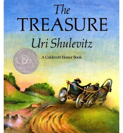 [(The Treasure )] [Author: Uri Shulevitz] [Sep-1986]