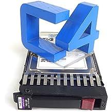 "HP 431958-b21146GB 10K RPM 2.5""16MB sas-6gb/S disco duro"