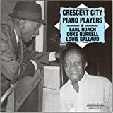 Crescent City Piano Players by Earl Roach / Duke Burrell / Louis Gallaud