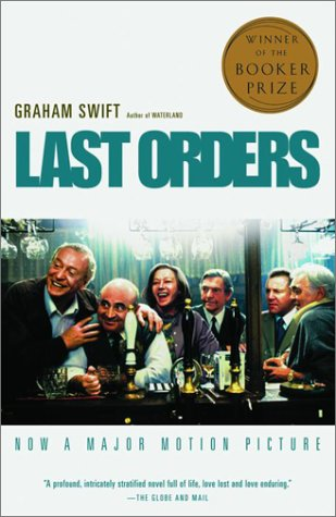 Book cover for Last Orders