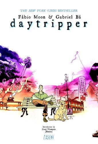 Daytripper Deluxe Edition HC
