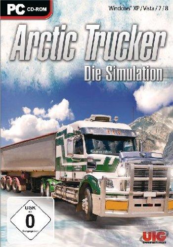 Arctic Trucker - Die Simulation - [PC]