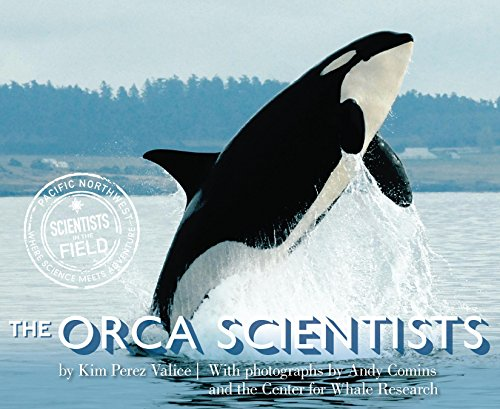 The Orca Scientists (Scientists in the Field Series) (English Edition)