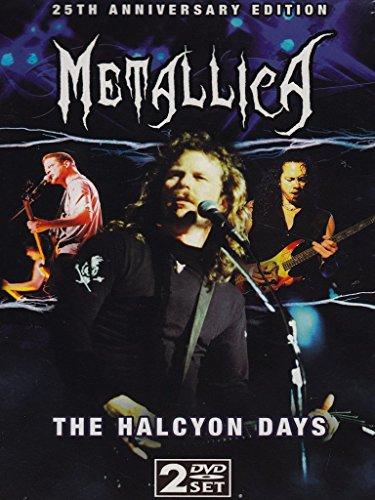 Metallica - The Halcyon Years [2006] [2 DVDs] [UK Import] -