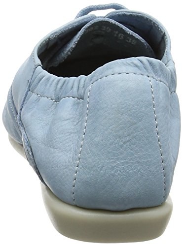 Softinos Ver362sof, Ballerine Donna Turquoise (Pastel Blue)