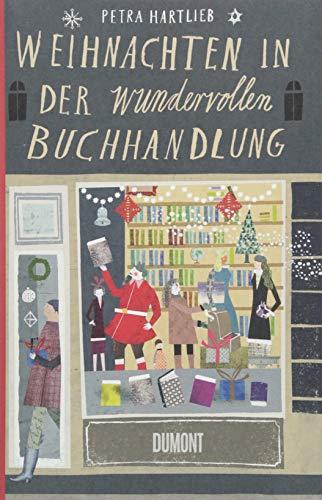 Buchseite und Rezensionen zu 'Weihnachten in der wundervollen Buchhandlung' von Petra Hartlieb