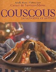 Couscous : Brochettes et Keftas