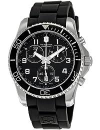 amazon co uk victorinox swiss made watches victorinox swiss army men s maverick gs watch 241431
