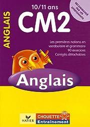 Anglais CM2 10/11 ans : Notions de base vocabulaire grammaire