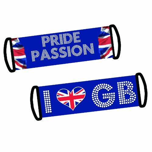 amscan PPP GB Fan Banner