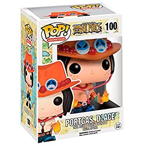 Funko Pop Portgas D. Ace (One Piece 100) Funko Pop One Piece