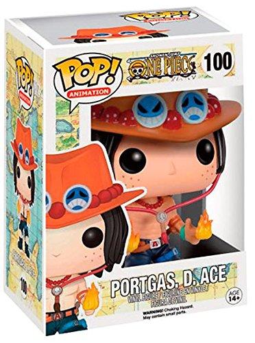 Funko Pop Portgas D. Ace (One Piece 100) Funko Pop One Piece